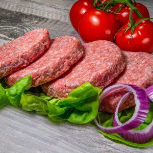 Prime Nosh - Angus Burgers
